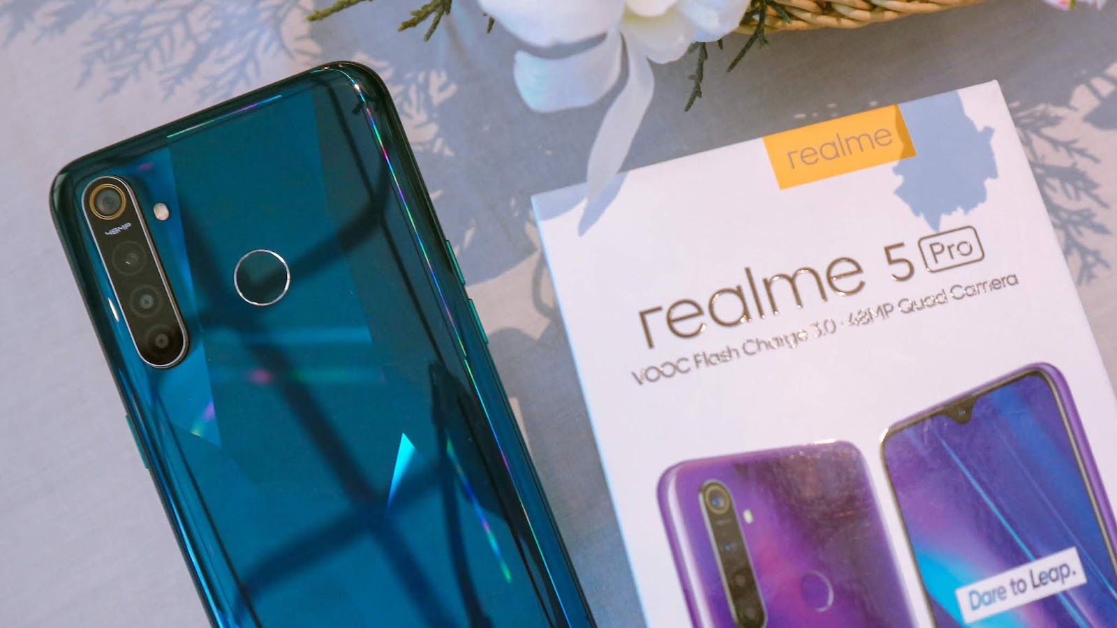 TECH REVIEW: realme 5 PRO - Pro in Camera and Mobile Gaming