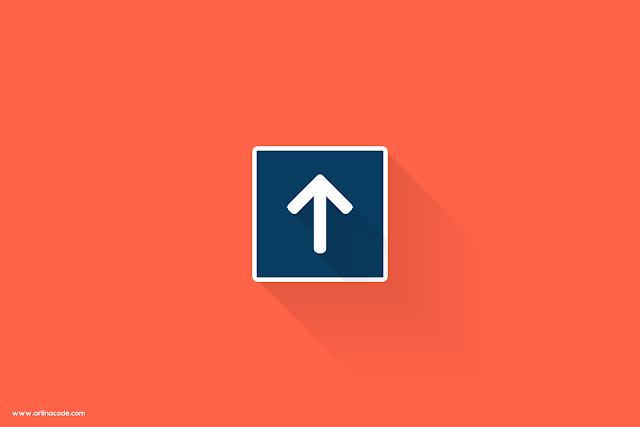 Cara Memasang Tombol Back To Top dengan SVG