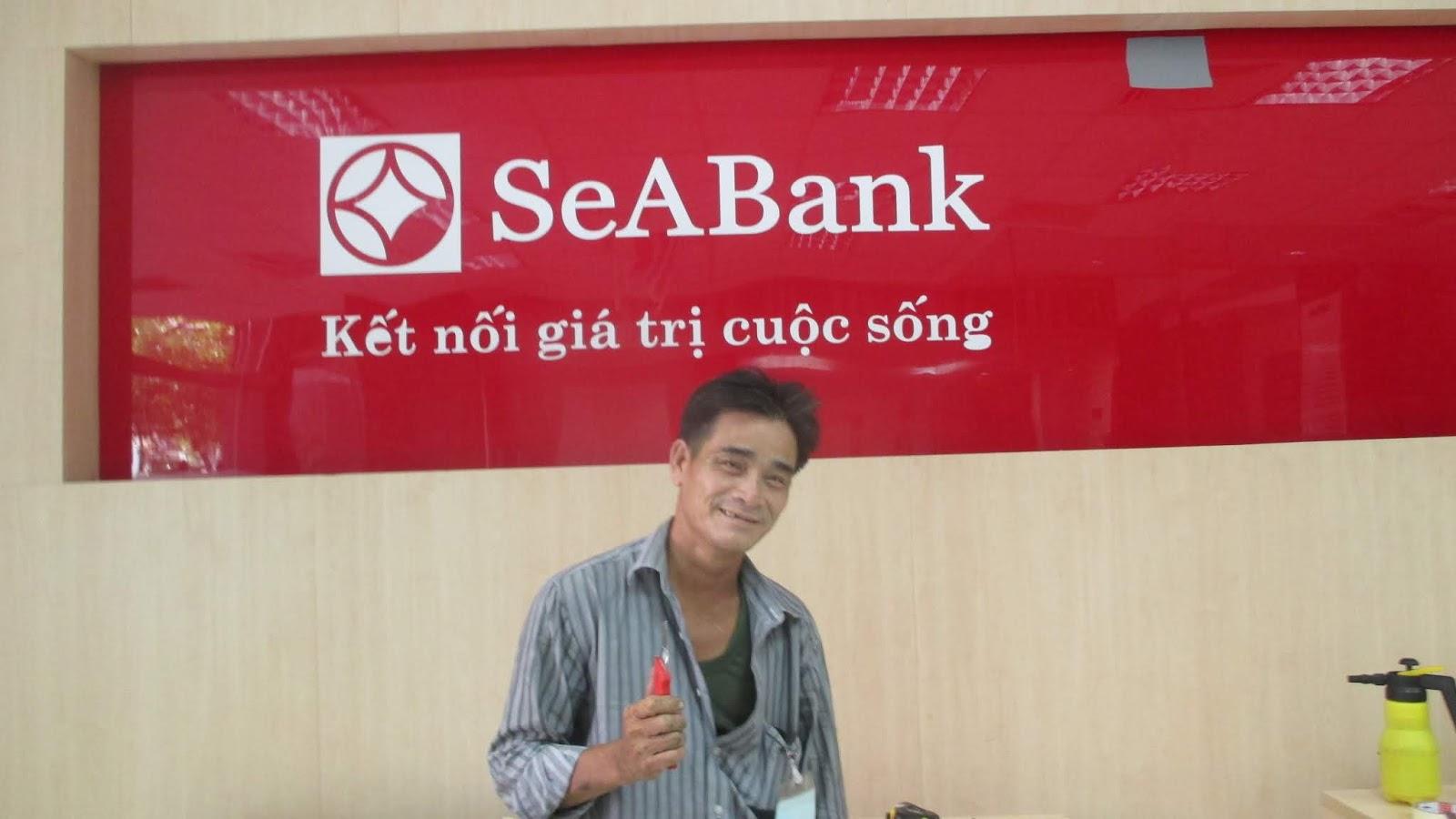 Người tình nhỏ và công trình SeABank 2014