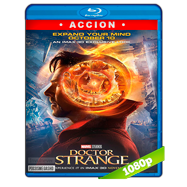 Doctor Strange: Hechicero Supremo (2016) IMAX BDREMUX 1080p Latino