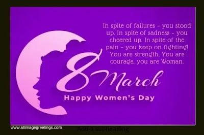 international women's day images