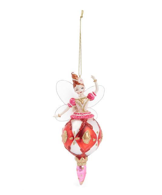 Satchel liberty nutcracker ballerina christmas tree for Ballerina tree decoration