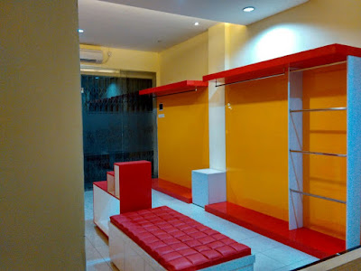 Interior Toko Dan Ruko
