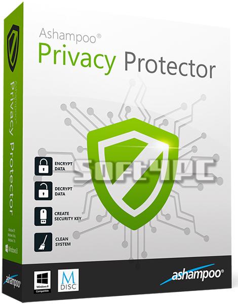 Ashampoo Privacy Protector 1.0.1.62 + Crack