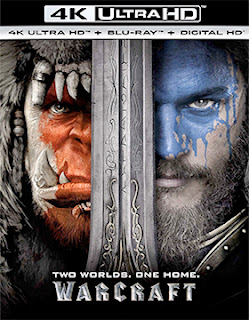 DVD & Blu-ray Release Report, Warcraft, Ralph Tribbey