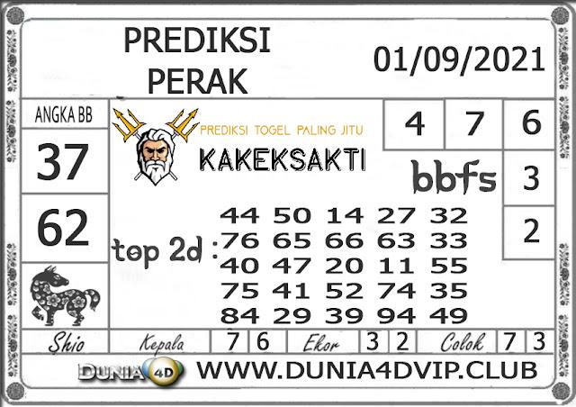 Prediksi Togel PERAK DUNIA4D 01 SEPTEMBER 2021