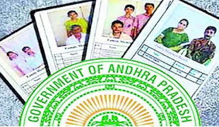 New Ration Cards by village Secretaries