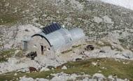 Refugio de montaña de Jou de los Cabrones, Asturias