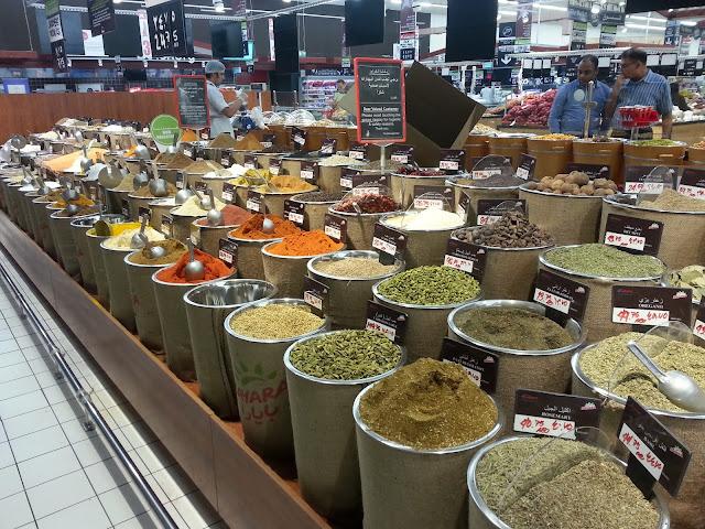 mausteet ostoskeskus valinta bulkki