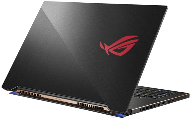 ASUS ROG Zephyrus S17 GX701LWS-EV029T: portátil gaming Core i7 con gráfica GeForce RTX 2070 y pantalla FHD de 144 Hz