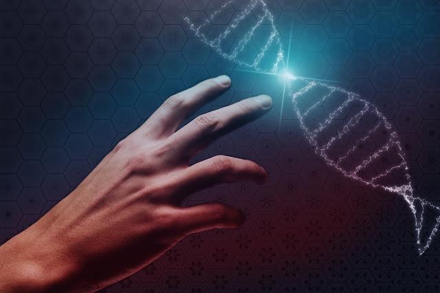 Tajemnice ludzkiego DNA cz. III