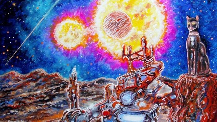 Темы Космоса