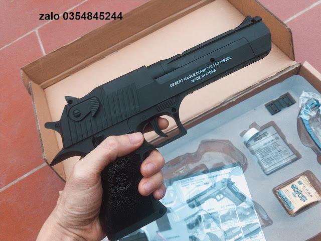 súng lục đạn thạch liên thanh