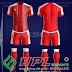 Áo bóng đá không logo Zuka TV màu đỏ