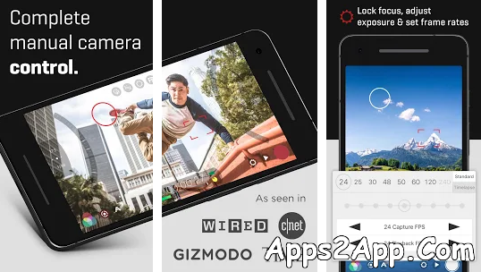 FiLMiC Pro APK v6.9.1 [Patched] [Latest]