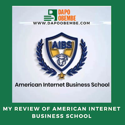 American Internet business school review