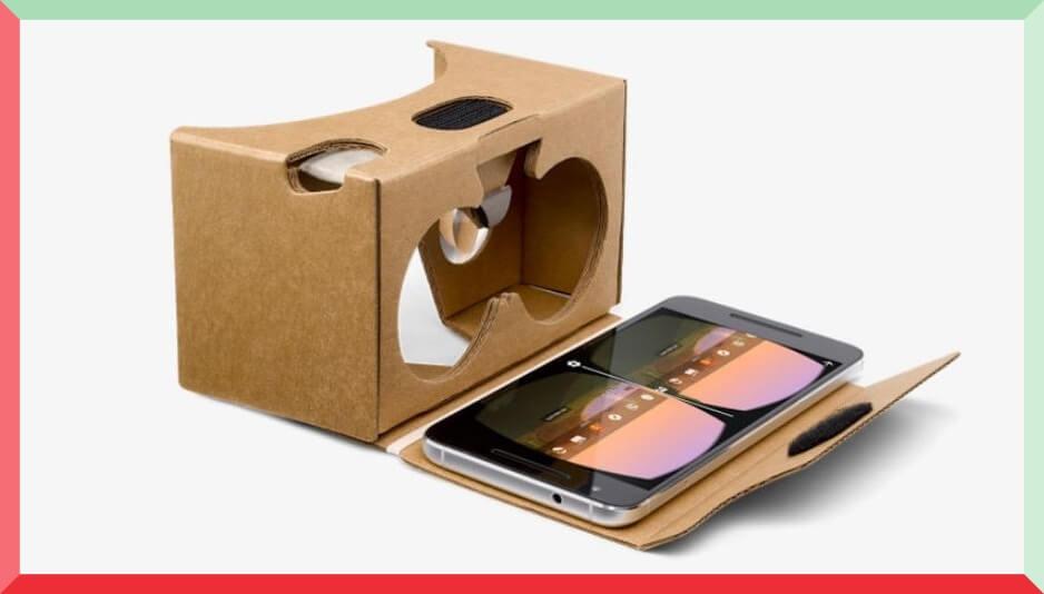 أرخص نظارة واقع افتراضي