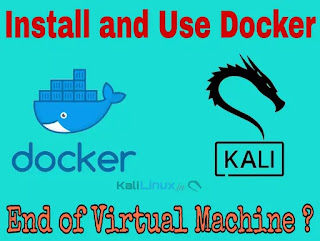 Install Docker in Kali Linux and Run Other OS