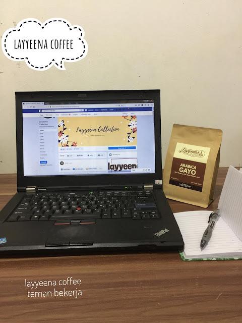 kopi sebagai teman kerja agar fresh dan fokus
