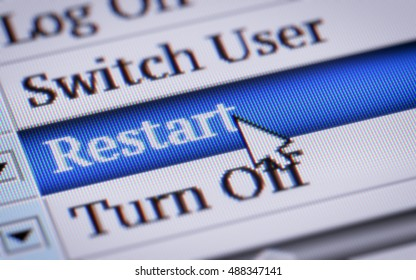 Does restarting the computer really solve the problem? or What Happens When You Restart Your Computer