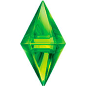 Los Sims 3 Plomada Plumbob