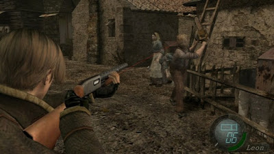 Resident Evil 4 Game Full Version Repack (PC / ISO)