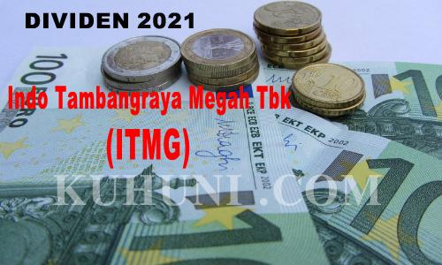 Dividen ITMG (Indo Tambangraya Megah Tbk) 2021
