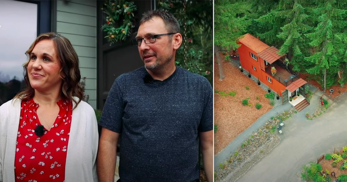 Couple Builds Amazing Home Out Of Shipping Containers And Lives Debt Free