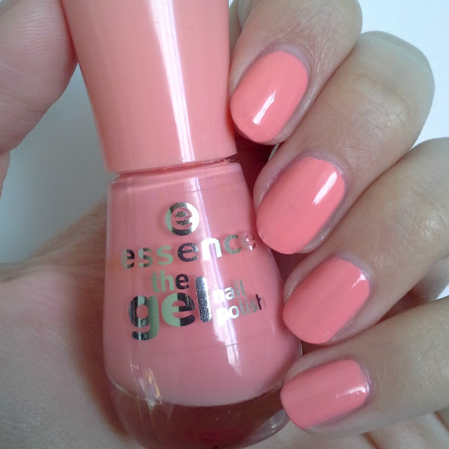 Essence  The Gel Nail Polish (Review and Swatches) 33 indian summer