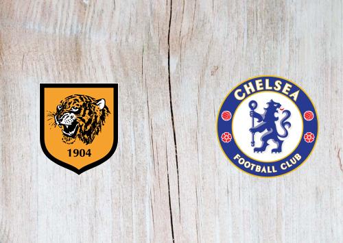 Hull City vs Chelsea -Highlights 25 January 2020