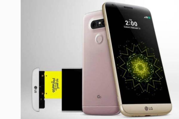 رسميا: إل جي تكشف عن هاتفها الذكي الجديد LG G5  (فيديو)