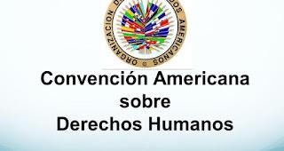 convencion americana sobre derechos humanos