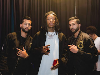THEMXXNLIGHT and Wiz Khalifa Spots In New First Video Of 2020, Watch G.O.A.T Flow