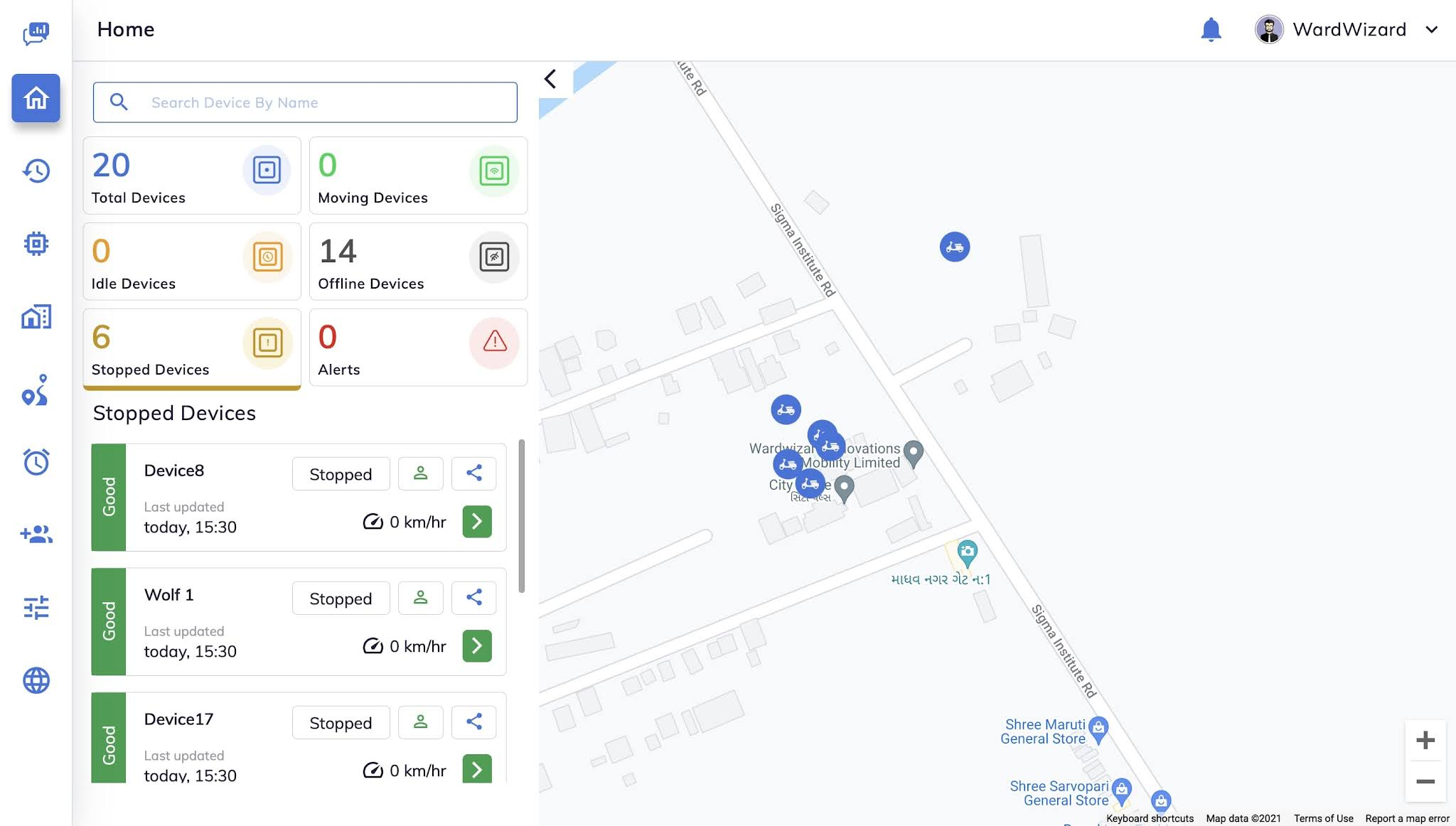 WardWizard Innovations and Mobility brings connected mobility to its riders by launching App'JOY E-CONNEC