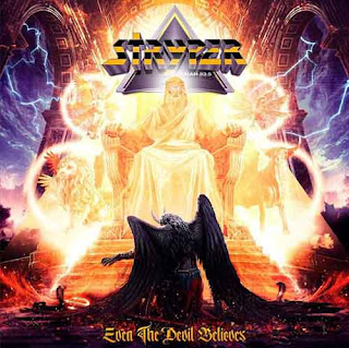 "Ο δίσκος των Stryper ""Even the Devil Believes"""