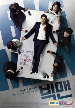 Người Đàn Ông Vĩ Đại - Big Man (2014)