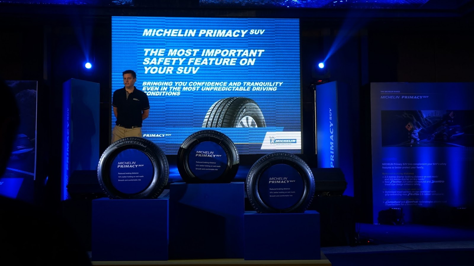 michelin primacy suv tires most important feature on your suv wazzup pilipinas news and events