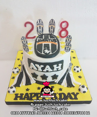 Birthday Cake FC Juventus