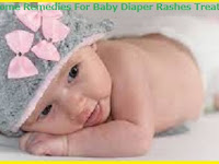 Five Best Home Remedies For Baby Diaper Rashes Treatment