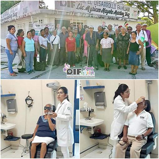 Contribuyen DIF con salud de igualtecos