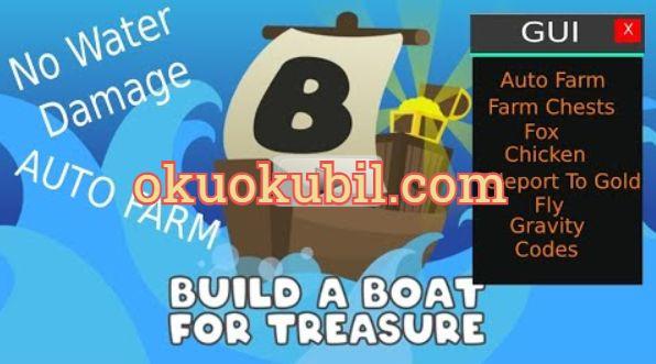Roblox Build A Boat Auto Farm Script Hilesi İndir 2020