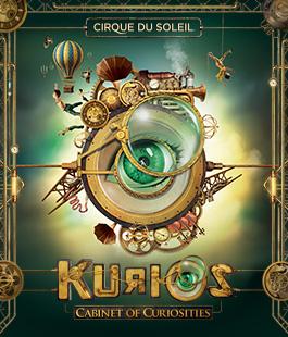 Cirque du Soleil's KURIOS poster 2017