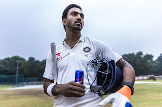 Fastest Growing Sports Star on Facebook KL Rahul continues to engage with his fans before the Sri Lanka Test Series