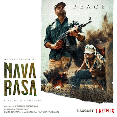 Navarasa Web Series Cast, Wiki, Release date, Trailer, Video and All Episodes