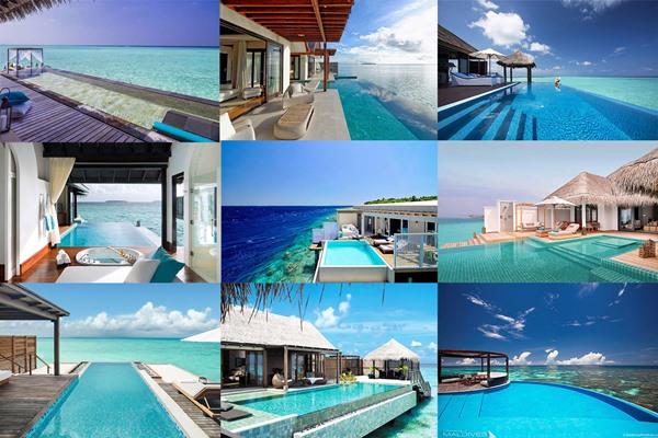 Luxurious Maldives Water Villa