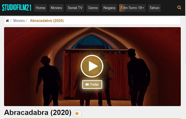 Nonton Film Abracadabra (2020) Lengkap Link Terbaru 2021
