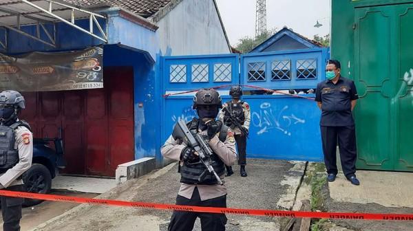 Kapolda Metro: Terduga Ter*ris Ditangkap di Bekasi Diduga Pemilik Bom