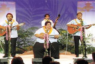 image result for Israel Kamakawiwo'ole and Makaha Sons of Niʻihau