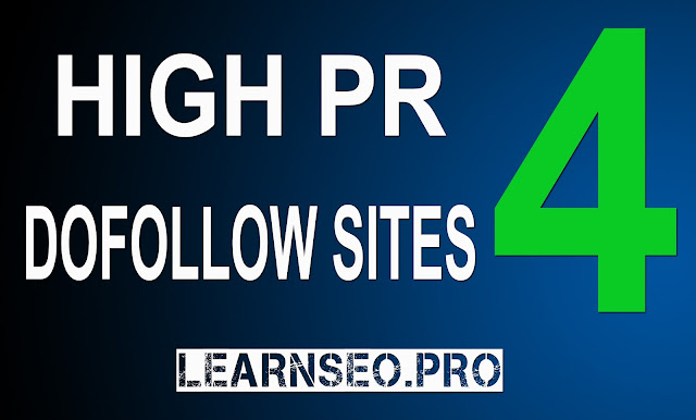 HIGHPR 4 Directory Submission sites