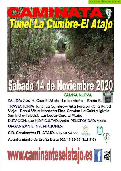 EL ATAJO: al tunel de la Cumbre